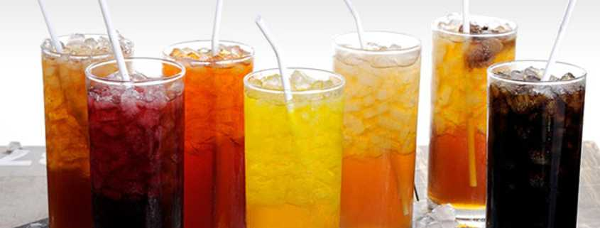 Draft Soft Drinks